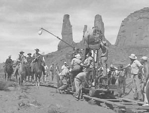 Filming Searchers