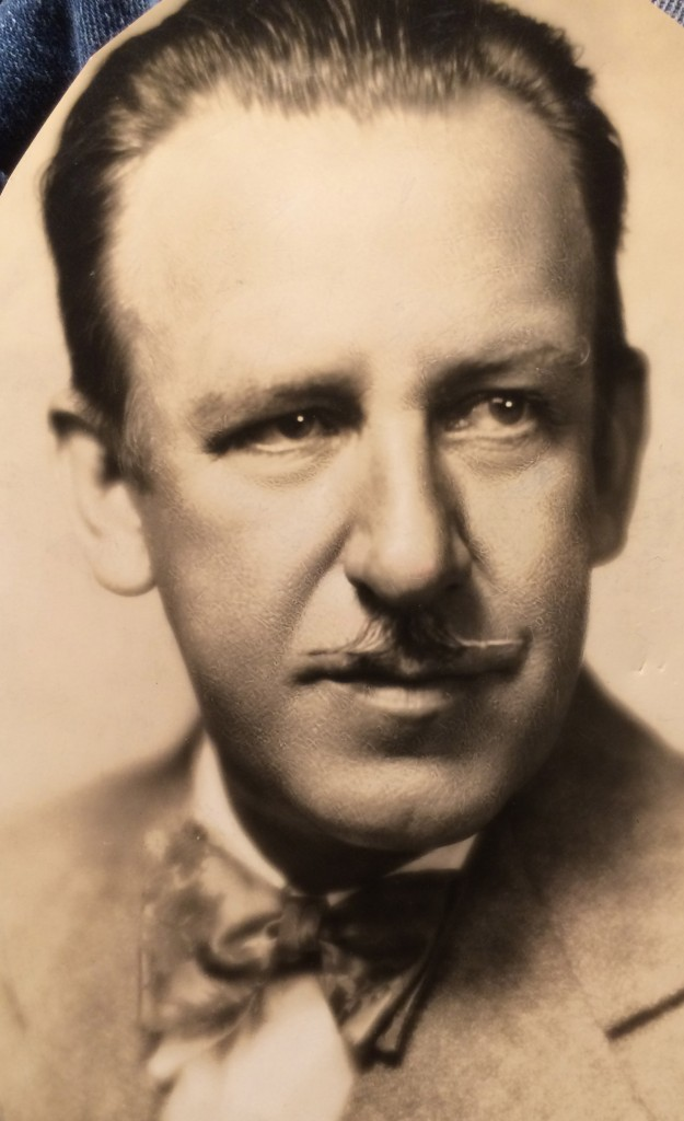 The great, mysterious director Tod Browning