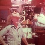 Filmmaker Nicholas Webster