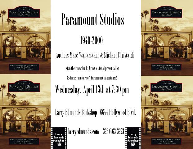 paramount flyer