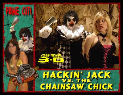 Hackin' Jack poster