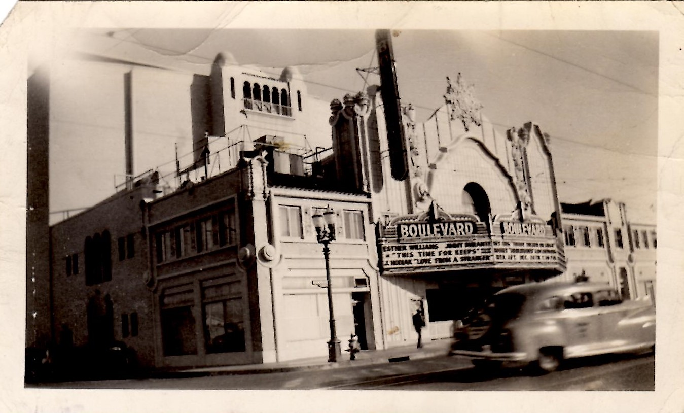 Boulevard Theater, 1615 West Washington Blvd.