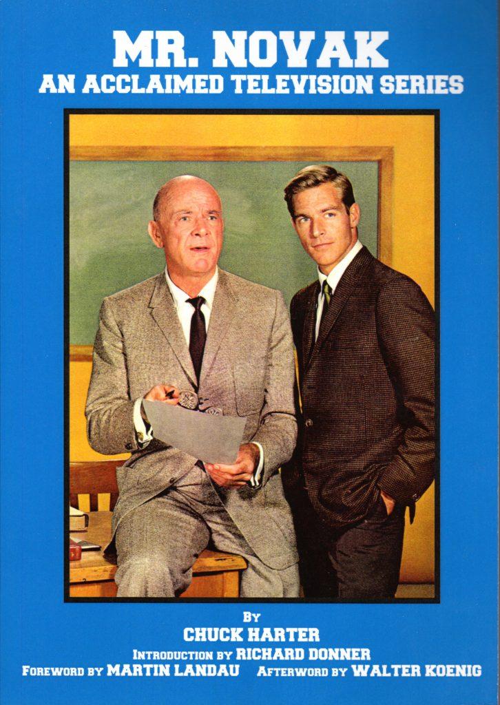 Mr Novak book cover990